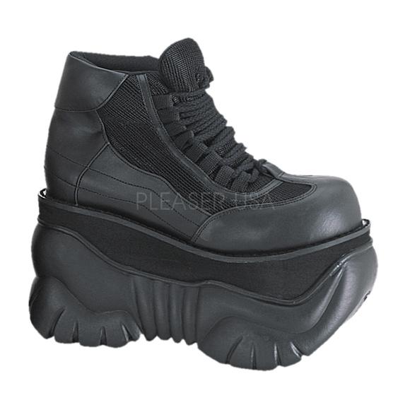 Mens Gothic Festival Platform Shoes